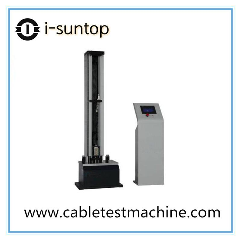 Optical cable impact testing machine