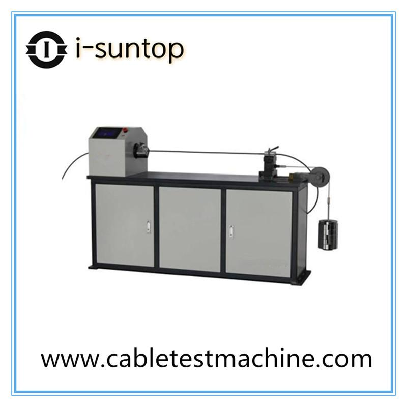 Optical cable torsion testing machine (Apply to outside cable)