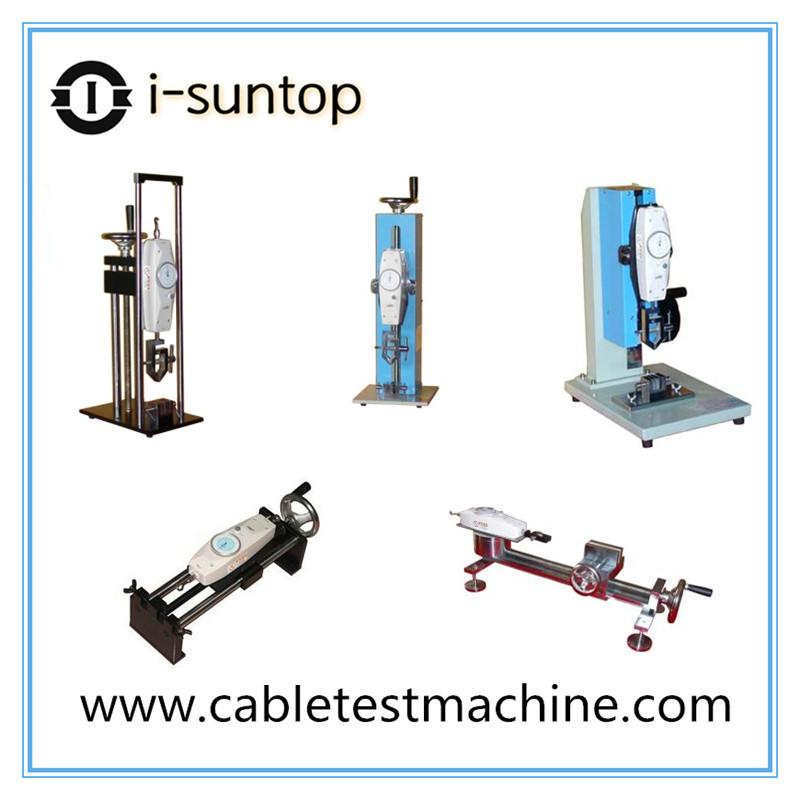 Mechanical or digital tensile testing machine